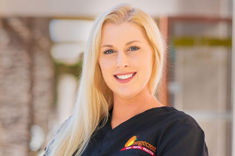 Orangecrest Dental Staff Member